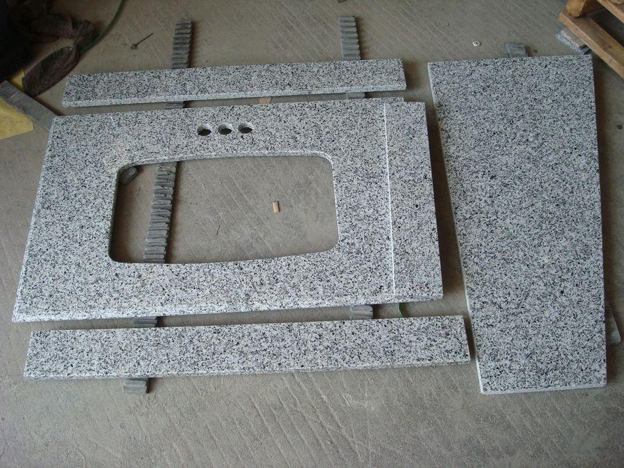 Custom Granite Vanity Tops : Custom granite vanity tops for hospitality project buy