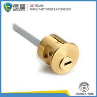 Sliding closet gate door key locks for wooden doors