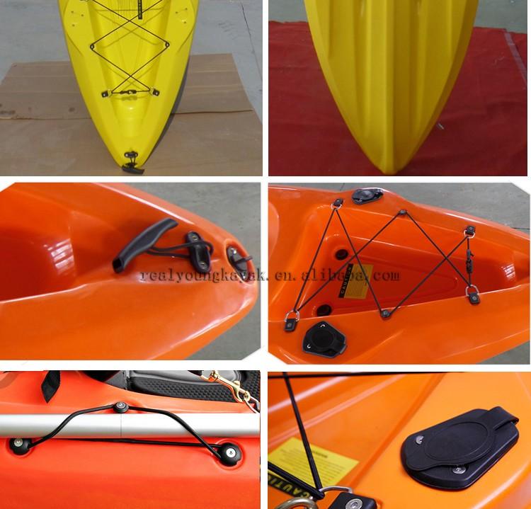 Wholesale cheap sit on top kayak fishing boats plastic for Best cheap fishing kayak