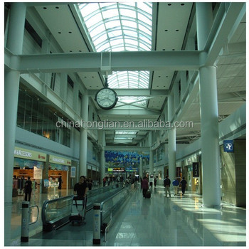 Steel Dome Structural Glass Skylight Roof Glass Roof