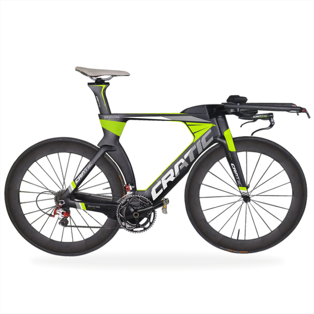 CRATIC OEM UD carbon T700 2017 time trail / triathlon bicycles