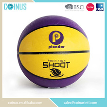 China manufacturer custom basketball