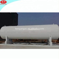 15 M3 Horizontal Storage Tank for liquid CO2