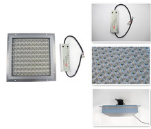 New Hot Gas Station Used 100W Blast Protection Canopy LED Light From China Manufacturer