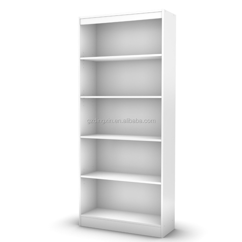 5 Shelf Antique Bookcase Wooden Book Rack Storage Wood Cabinets Storge Product On Alibaba