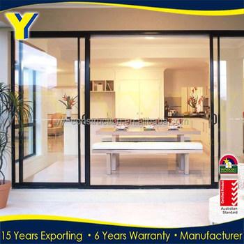 Glass Partition Door Soundproof Interior Sliding Door Buy