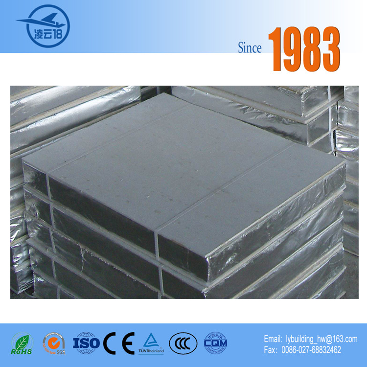 aluminum composite panel flexible building materials