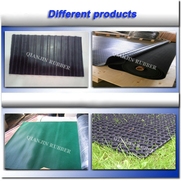 Rubber Sheet: Gum/EPDM/Nitrile/SBR/Silicon rubber