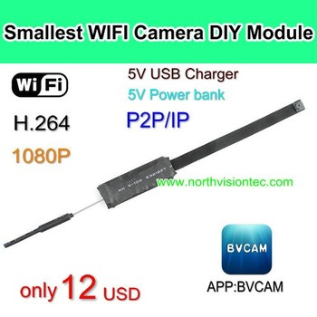 Cheapest Diy Module To Insert In The Clock Or Other Product Cmos,Wifi  Module,Hidden Wireless Security Camera - Buy Mini Camera Module,Camera  Module