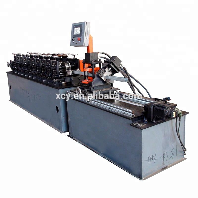 Finden Sie Hohe Qualität Stahl-roll-formmaschine Hersteller und ...