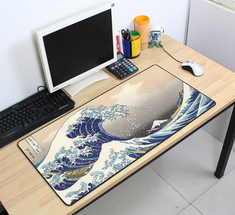 Custom Printed Extend Large Big Sublimation Gaming ...