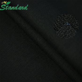174gsm wholesale price plain dyed 100% cotton twill pants fabric