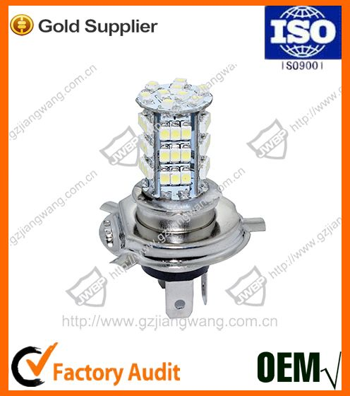 Factory Price H4 P43T Motorcycle Bulb, Light Bulb, Led Bulb