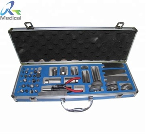 Olympus/Pentax flexible endoscope repair tools set (conical sleeve expander/bending rubber replacement/main tools)