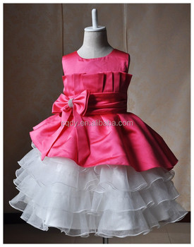a2bc113cc5b 2015 latest design kids party wear dresses for girls Fancy birthday-dress -for-