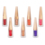 low MOQ shimmer metallic lip gloss waterproof long lasting metallic liquid lipstick