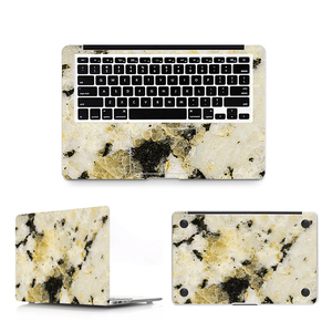 OEM Laptop Marble Pattern PVC Decal Sticker Full Body Laptop Skin Sticker For Apple For Mac Book Air Laptop