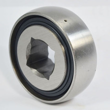 Agricultural Bearing Square Bore and Relubricatable - GW208PP17