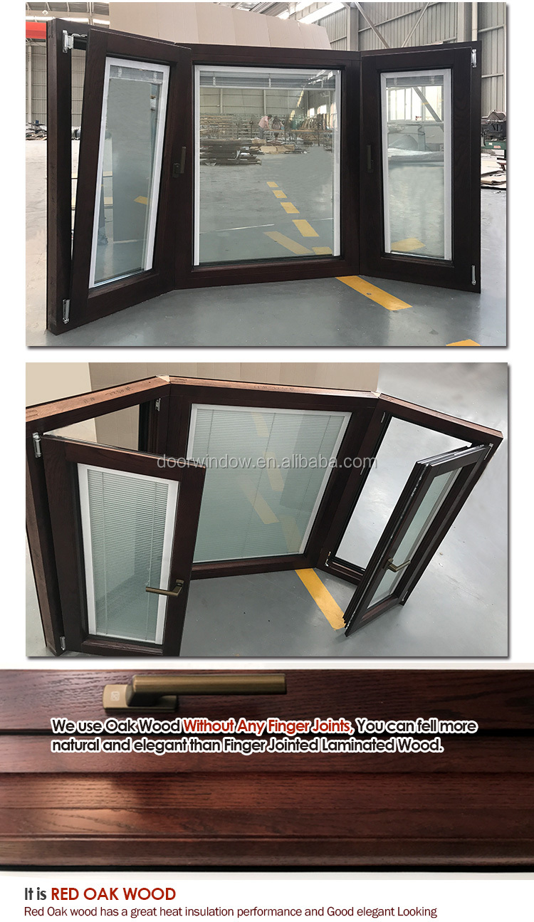 Washington 3 panel glass casement window 3 glass windows in low price