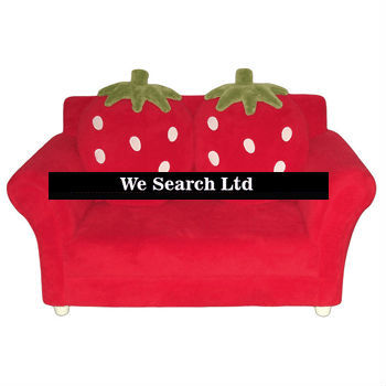 Kinder Kleinkinder Rote Erdbeere Sofa Lounge Couch Sessel Buy