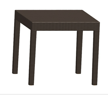 Outdoor Furniture/Plastic Rattan Table