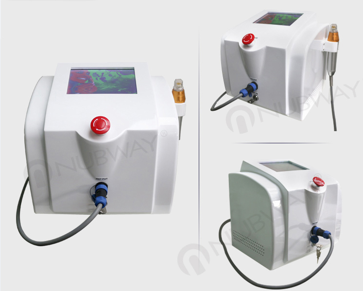 Good treatment result face lift machine system korea fractional microneedle rf
