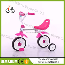Russian hot sale models 3 wheel trike bike for baby/tricycle for children with certification/plastic tricycle kids bike for kids