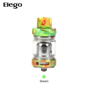 Brand New Mesh Pro Vaping SubOhm Tank Double Mesh Coil New Resistance Coming Vaporizer Max Vapor6ml from elego