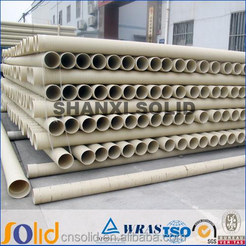 200mm di metro perforado precio tuber a pvc fabricante - Precio tubos pvc ...