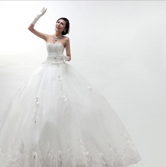 Asian White Wedding 79