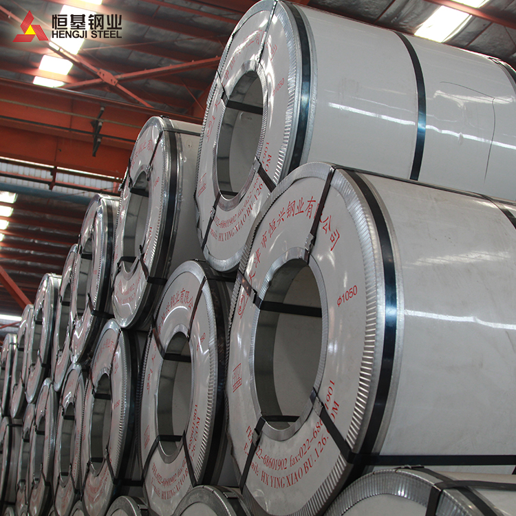 Hot dip galvanized steel coil, standard steel coil sizes