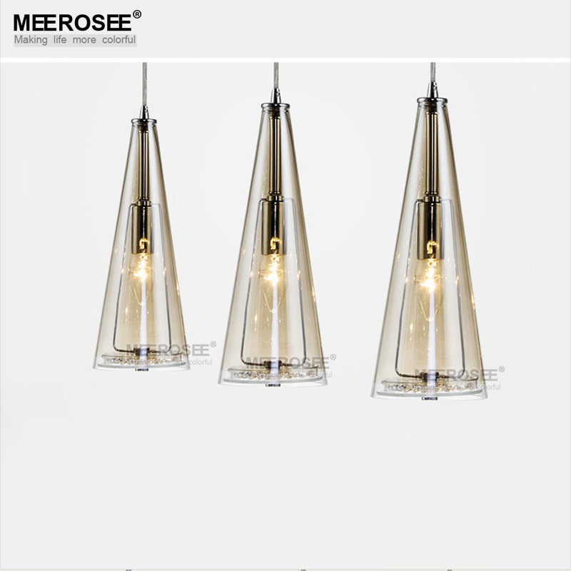 3 licht moderne glas hangimg lamp glas hanglampen voor keuken