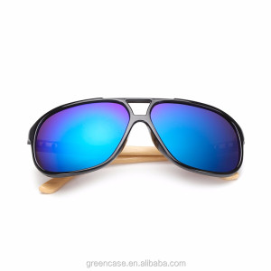 Big Fame Custom Natural Wood Sport Sunglasses for Men for Weman