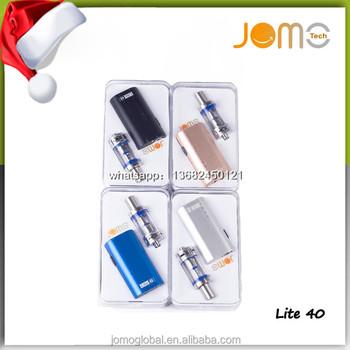 2017 Trending New Products Jomo Lite 40 Vape Pen Box Mod 0.3ml ...