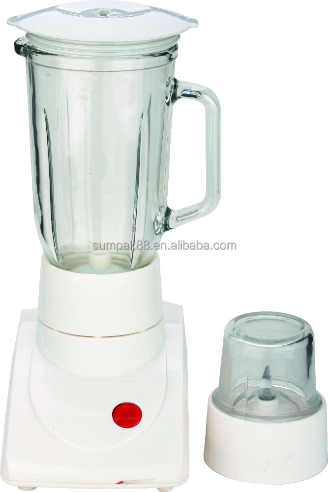 2in1 hot sale blender with tap
