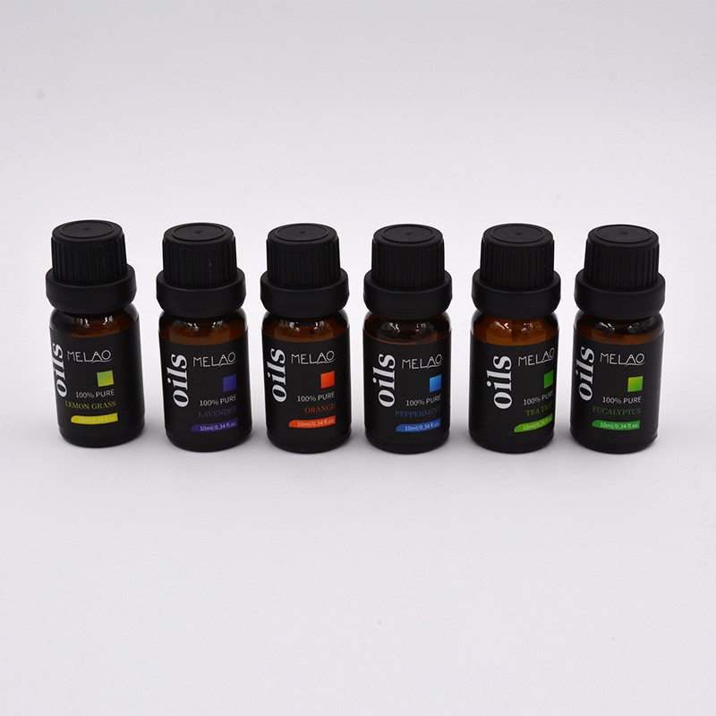 Organic and 100% Pure Essential Oil Set 6(Lavender and Tea Tree and  Eucalyptus and Lemongrass and Orange and Peppermint), View Organic  essential oil