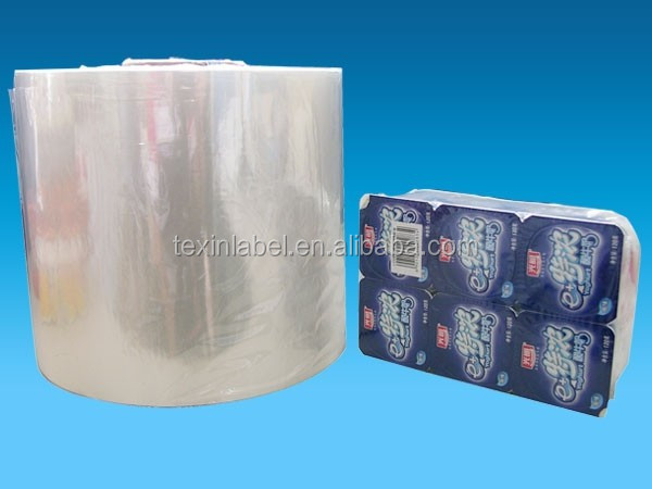 Top class! PVC food wrap shrink wrap pvc film manufacturer