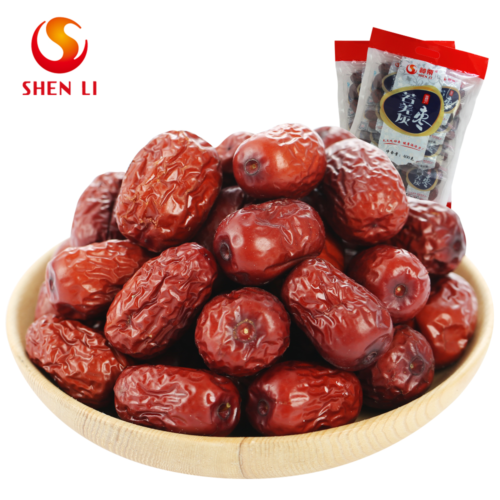 Roasted Dried Chinese Red Dates health food