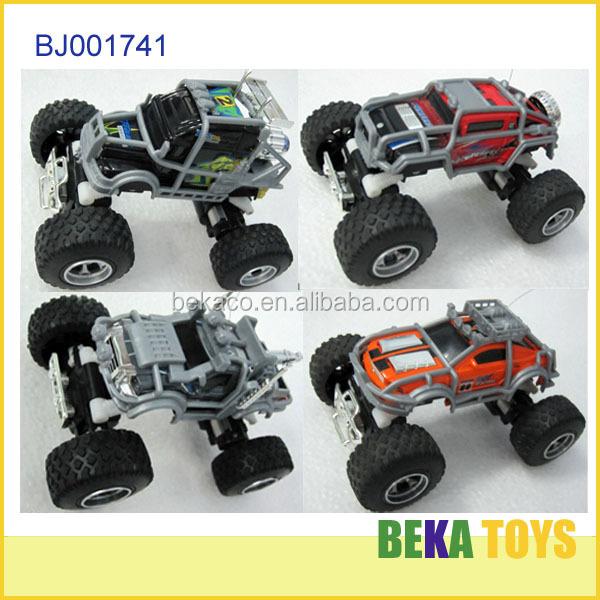 Hot Sale Remote Control Toy Car Cool Radio Control Big Wheel Cover