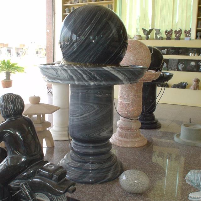 China garden stone sphere wholesale alibaba china nature fountain garden decorative stone balls stone sphere workwithnaturefo