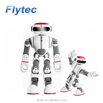 Wltoys F8 Dobi Intelligent RC Robot Humanoid Smart Robots Voice APP Control Toy with Dance Yoga Storytelling for Children Gifts