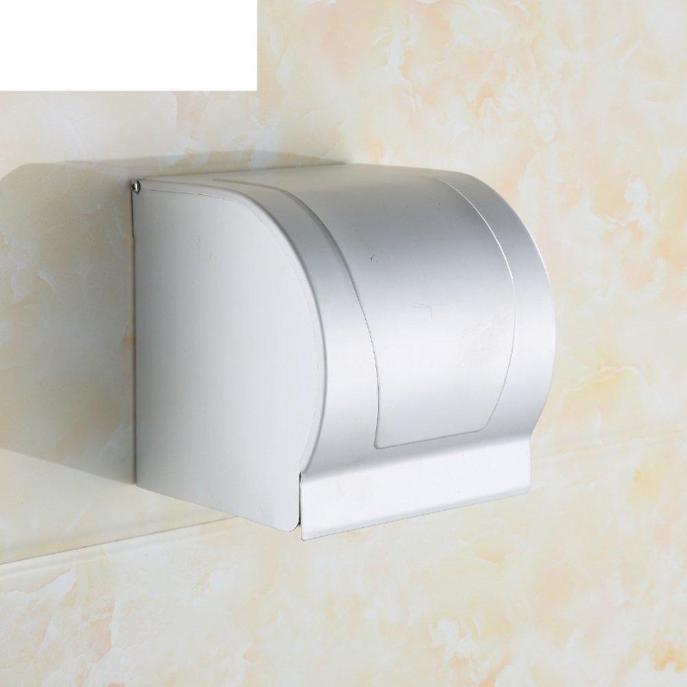 Space aluminum toilet tissue box/Toilet tray/Hygienic tray/ grass-tray/Toilet pumping tray