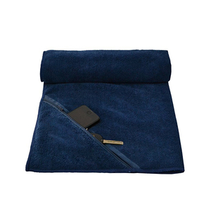 Luxury Softness Microfiber Sports/Gym Towels With Pocket Wholesale