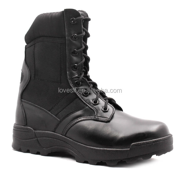Loveslf military Army Tactical shoe MIlitary boots police boots