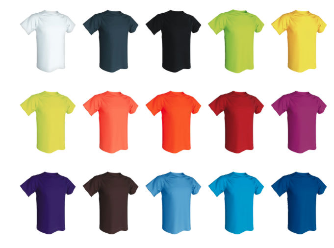 Technical Promotional T-shirts
