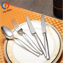 Custom Fatware Set High-grade Restaurant Four Piece Western-style Stainless Steel Flatware Set Spoon and Fork