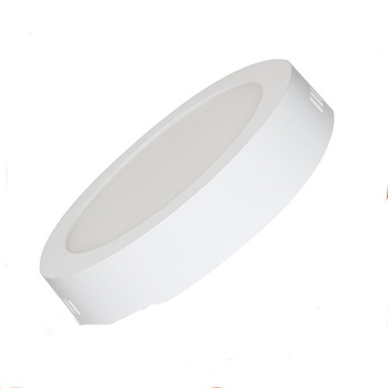 Aluminum Lamp Led Round Flat Panel Led Light Buy 2018 Hot Sale Cheaper Panel Light Led 3w 6w 12w 18w 24w Ip44 Ip Rating Mounted Round Led Panel