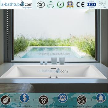 Unterbau Badewanne Für Dicke Menschen/acryl Freistehende Badewanne