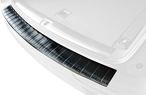 2008 - 2017 Audi Q5 SQ5 - Stainless Steel Graphite Rear Bumper Protector Guard