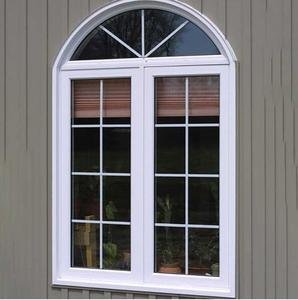 canada pvc window/interior sliding window